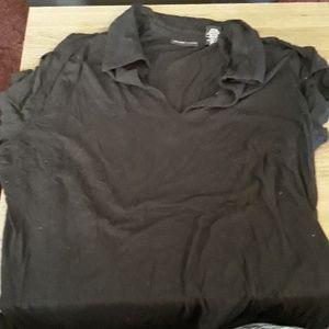 New York & Company polo shirt